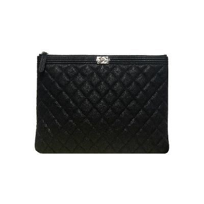 boy caviar quilted cluth